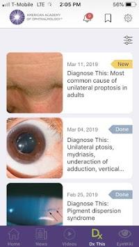 AAO Ophthalmic Education pc screenshot 1