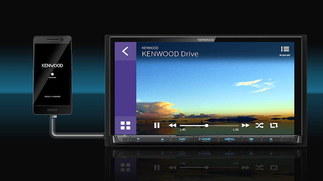 WebLink for KENWOOD pc screenshot 2