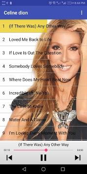 أغاني سيلين ديون - celine dion songs pc screenshot 1