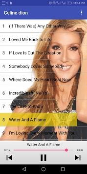 أغاني سيلين ديون - celine dion songs pc screenshot 2