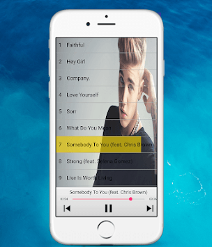 Justin beiber songs pc screenshot 1