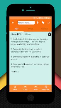 Memo - Notes pc screenshot 1
