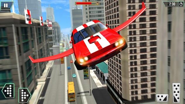 Real Flying Car Taxi Simulator pc screenshot 1