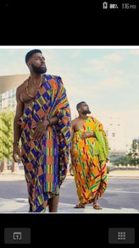 African Men Fashion PC screenshot 1