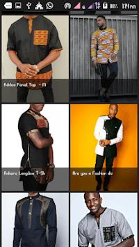 African Men Fashion PC screenshot 3
