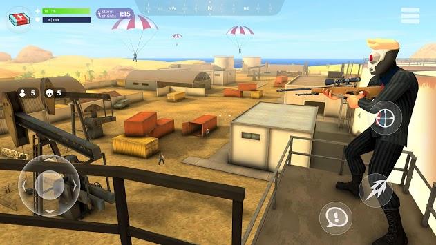 FightNight Battle Royale: FPS Shooter pc screenshot 2