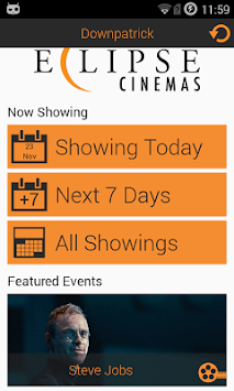 Eclipse Cinemas pc screenshot 1