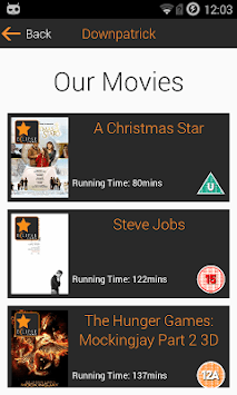 Eclipse Cinemas pc screenshot 2