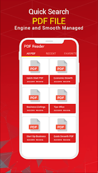PDF Reader for Android 2019 pc screenshot 1