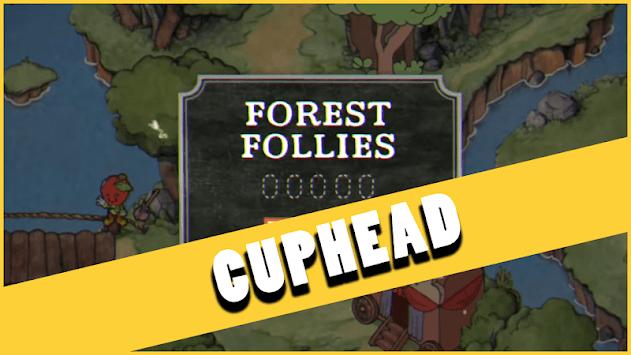 World cuphead & Adventure castle Game pc screenshot 2