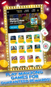 Mahjong Game Rewards - Earn Money Playing Games pc screenshot 1