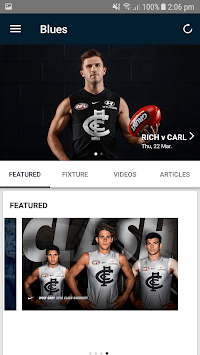 Carlton Official App pc screenshot 1