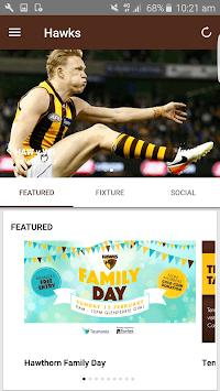 Hawthorn Official App pc screenshot 1