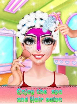 Indian Bride Fashion Doll Makeover pc screenshot 1