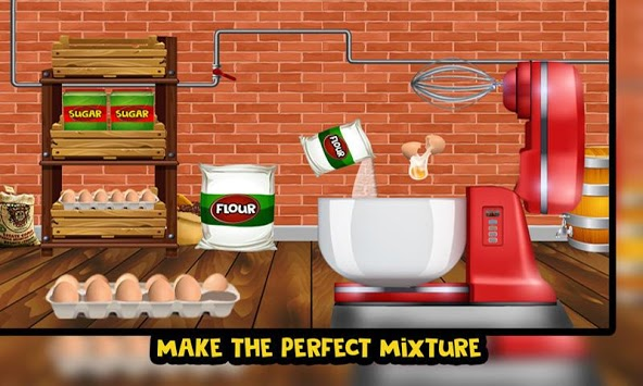 Pizza Factory Delivery: Food Baking Cooking Game pc screenshot 1