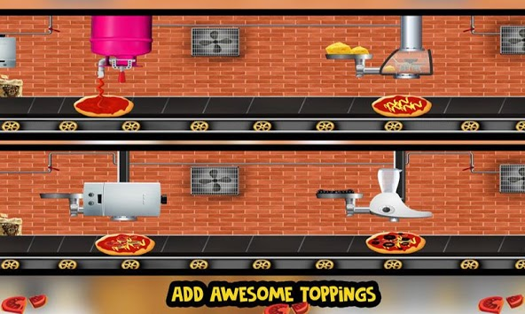Pizza Factory Delivery: Food Baking Cooking Game pc screenshot 2