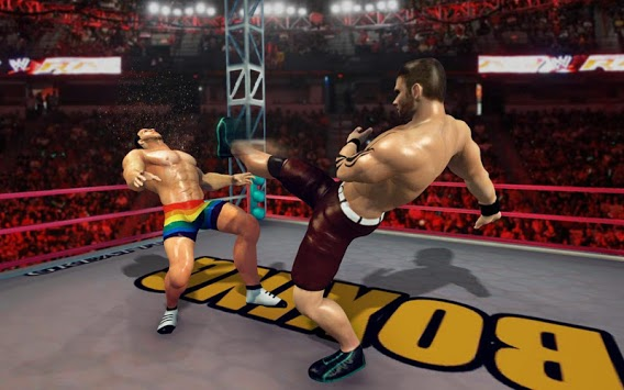 Royal Wrestling Cage: Sumo Fighting Game pc screenshot 1