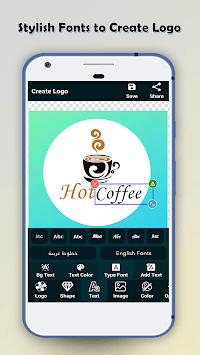 3D Logo Maker - Logo Creator pc screenshot 2