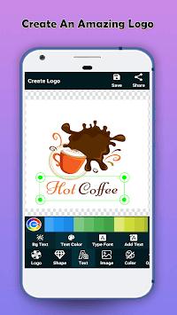 Logo Maker - Logo Creator & Poster Maker pc screenshot 1