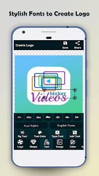 Logo Maker - Logo Creator & Poster Maker pc screenshot 2