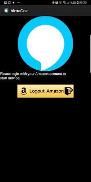 Alexa Gear (Alexa for Gear / Galaxy Watch) pc screenshot 1