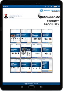 Ashok Leyland Retailer Club pc screenshot 1