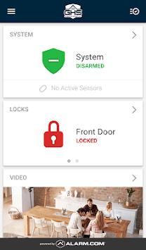 GHS Interactive Security pc screenshot 1