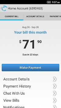 AccountView by Alaska Communications pc screenshot 1