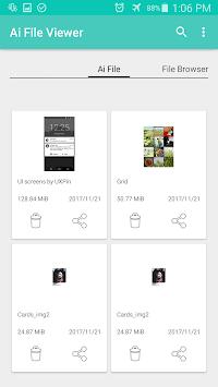 Ai File Viewer pc screenshot 1