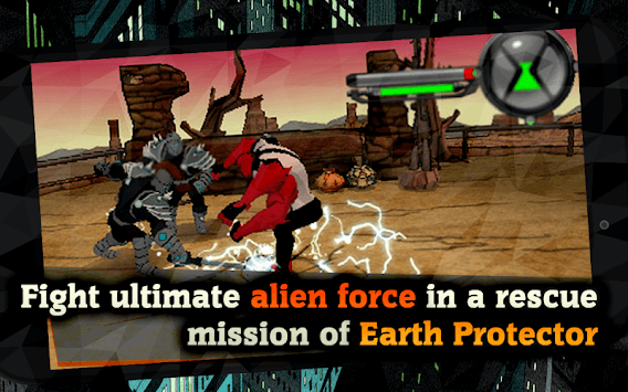Alien Force War: Earth Protector pc screenshot 1