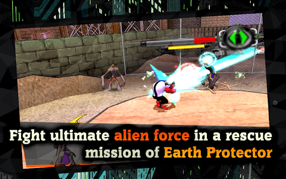 Alien Force War: Earth Protector pc screenshot 2