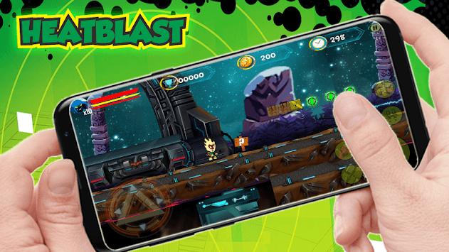 Alien Ultimate War Transform Heroes pc screenshot 2