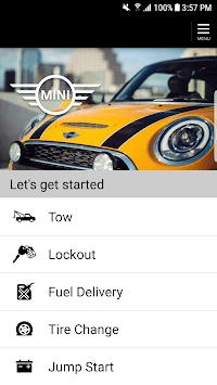 MINI Roadside Assistance pc screenshot 1
