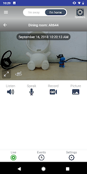 Altec Smart Security System pc screenshot 1