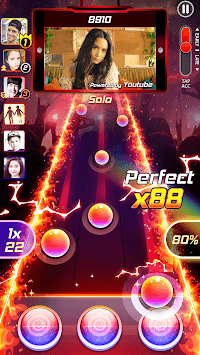 Tap Tap Reborn 2: Popular Songs Rhythm Game pc screenshot 1