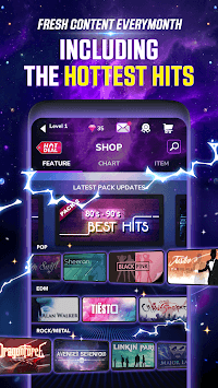 Tap Tap Reborn 2: Popular Songs Rhythm Game pc screenshot 2