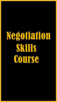 Negotiation Skills Course pc screenshot 1