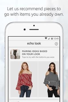 Echo Look pc screenshot 1