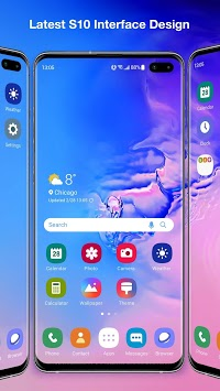 Galaxy S10 Launcher for Samsung for PC Windows or MAC for Free