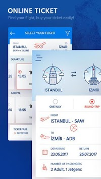 AnadoluJet Cheap Flight Ticket pc screenshot 1
