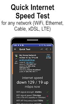 analiti - WiFi Tester & Analyzer pc screenshot 1