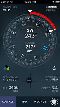 Compass GPS/A.T. pc screenshot 1