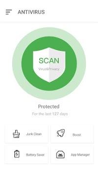 Mini Antivirus Free pc screenshot 1