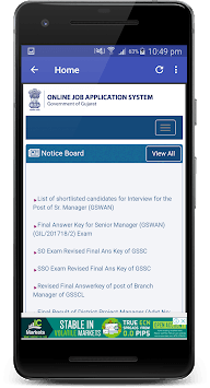 Ojas - Government Job pc screenshot 1
