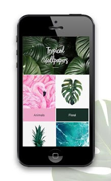 Tropical Wallpapers pc screenshot 1