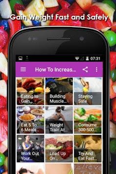 How To Increase Body Weight pc screenshot 1