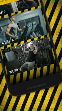 Beginner workout - Your First Mounth Gym Program pc screenshot 1