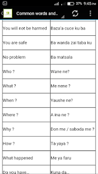 Learn Hausa Corpershun pc screenshot 1