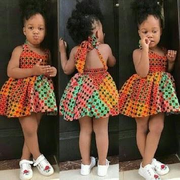 Kids Ank Short Dress Styles. pc screenshot 2