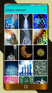 Kaligrafi Wallpaper pc screenshot 1